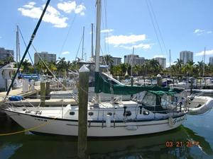 Used Pacific Seacraft 34 Crealock Voyagemaker Other Sailboat For Sale