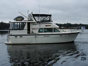 Used Hatteras Double Cabin Aft Cabin Boat For Sale