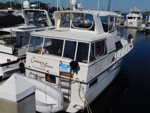 Used Californian Sundeck Motoryacht Motor Yacht For Sale