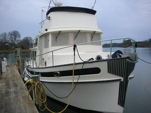 Used Nordic Tugs 42 Flybridge Cruiser Boat For Sale