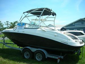 Used Yamaha AR 210 Bowrider Boat For Sale