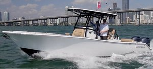 New Sportsman Boats 282 Open Tournament Edition Center Console Fishing Boat For Sale