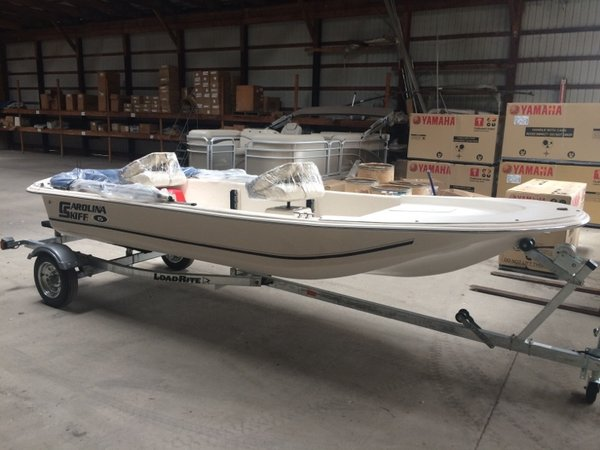 New Carolina Skiff 15 JV TH Runabout Boat For Sale