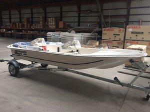 New Carolina Skiff 15 JV TH Runabout Boat For Sale
