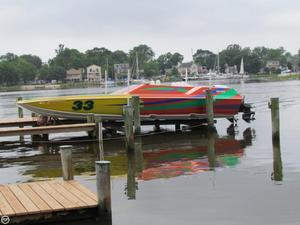 Used Maxum Thunder High Performance Boat For Sale