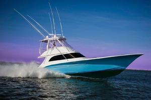 Used Gwaltney Boat Works 53 Custom Carolina Sportfish Sports Fishing Boat For Sale