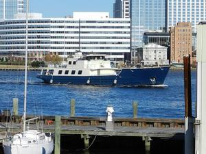 Used Custom DEFOE SHIPBUILDING Explorer Mega Yacht For Sale