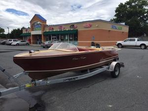 Used Chris-Craft Capri 19 River Cruiser Boat For Sale