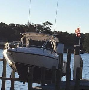 Used Intrepid 31 Walkaround Fishing Boat For Sale