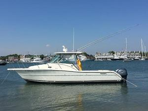 Used Pursuit 3070 Express Cruiser Boat For Sale