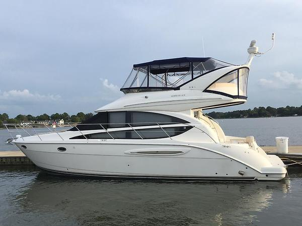 Used Meridian 391 Sedan Motor Yacht For Sale