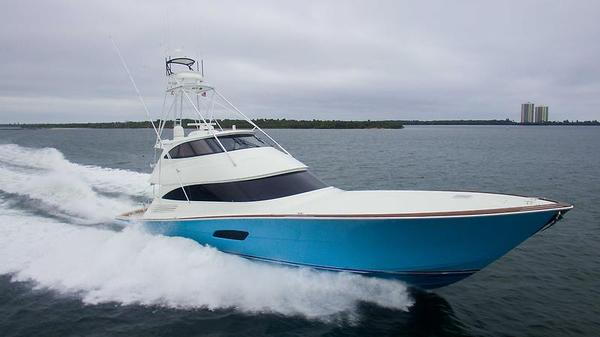 Used Viking 92 Convertible Fishing Boat For Sale