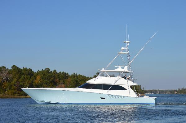 Used Viking 82 Convertible Sports Fishing Boat For Sale