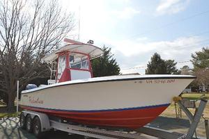 Used Contender CC Center Console Fishing Boat For Sale