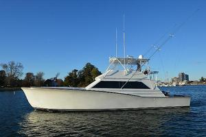 Used Jim Smith Convertible Sportfish Convertible Fishing Boat For Sale