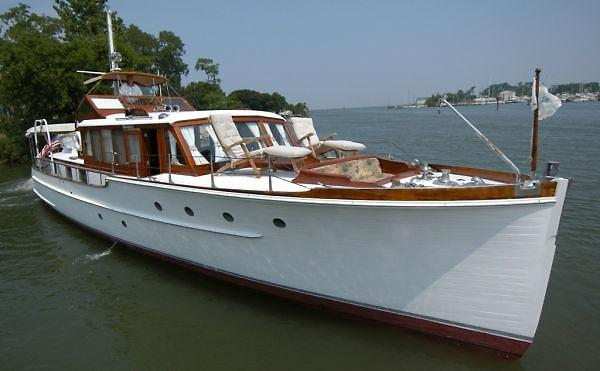Used Elco Motor Yacht For Sale