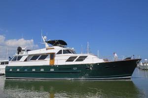 Used Broward 70ft MotorYacht Motor Yacht For Sale