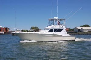 Used Hatteras 42 Convertible Fishing Boat For Sale