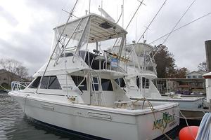 Used Phoenix 34 SF Sports Fishing Boat For Sale