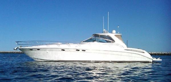 Used Sea Ray 540 Sundancer River Cruiser Boat For Sale