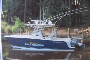 Used Glacier Bay 3065 Canyon Runner Center Console Fishing Boat For Sale