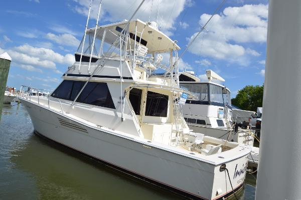 Used Viking 45C Convertible Fishing Boat For Sale