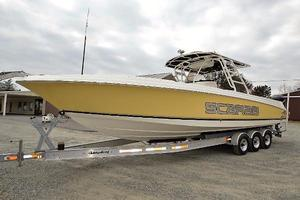 Used Wellcraft Scarab 352 Tournament Sports Fishing Boat For Sale