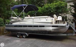 Used Bennington 2275 EF Pontoon Boat For Sale