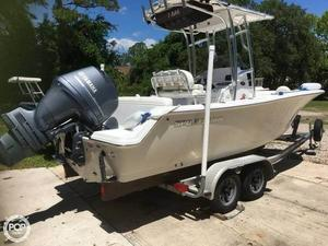Used Sportsman Heritage 211 Center Console Fishing Boat For Sale