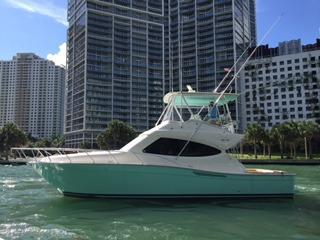 Used Bertram Power Sports Fishing Boat For Sale