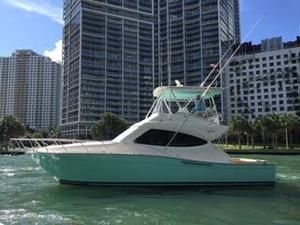 Used Bertram Power Sports Fishing Boat For Sale