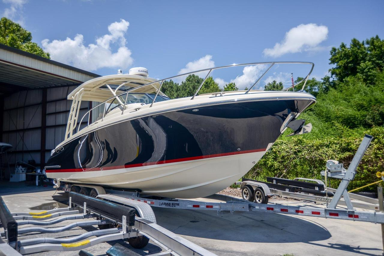2017 used chris craft launch 36 cruiser boat for sale for Used chris craft launch for sale