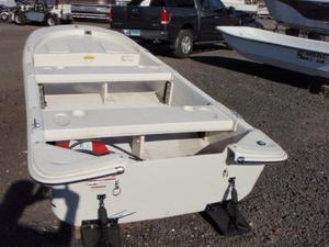 Used Carolina Skiff Jv15th Saltwater Fishing Boat For Sale
