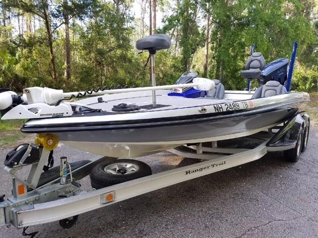 2015 used ranger z520c intracoastal freshwater fishing for Freshwater fishing boats