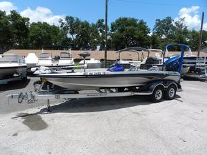 Used Ranger Z520C Intracoastal Freshwater Fishing Boat For Sale
