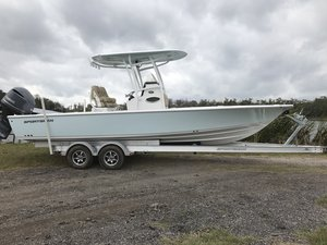 New Sportsman Boats 267 MASTERS Bay Boat For Sale