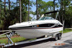 Used Hurricane 2200 SD Deck Boat For Sale