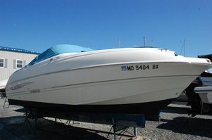Used Stingray Boats 220 DR Sports Cruiser Boat For Sale