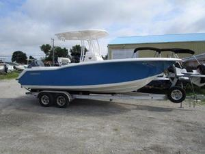 Used Tidewater LXF 230 Center Console Fishing Boat For Sale