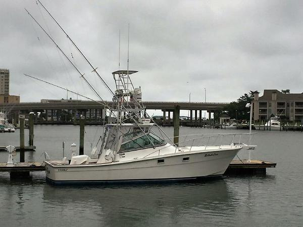 Used Topaz Express Cruiser Boat For Sale