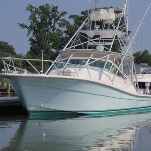Used Topaz 40 Express Cruiser Boat For Sale