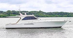 Used Viking Express Cruiser Boat For Sale