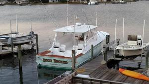 Used Custom Carolina Blackwell Express Sportfish Express Cruiser Boat For Sale