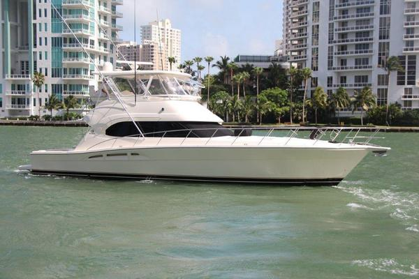 Used Riviera Power Sports Fishing Boat For Sale
