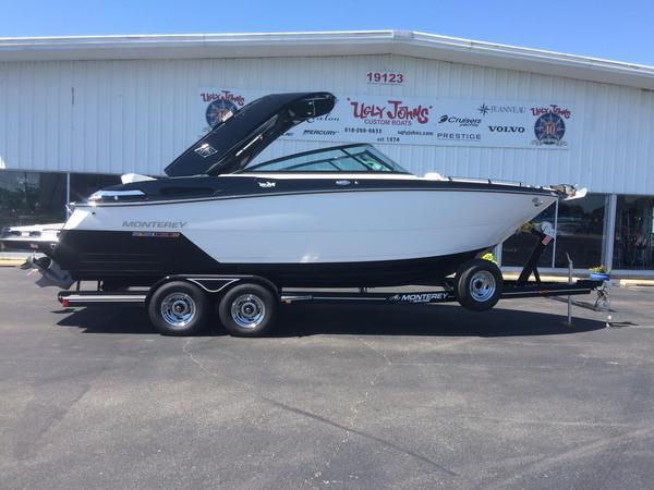 New Monterey 258 Super Sport Bowrider Boat For Sale
