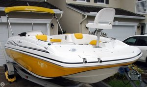 Used Hurricane Sundeck Sport 188 OB Deck Boat For Sale