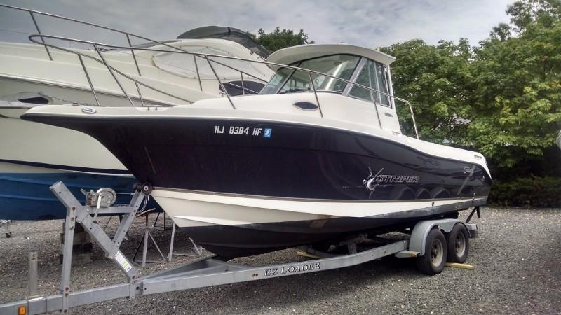 Volvo Dealers Nj >> 2006 Used Seaswirl Striper 2601 Walkaround I/O Sports Fishing Boat For Sale - $32,500 - Red Bank ...