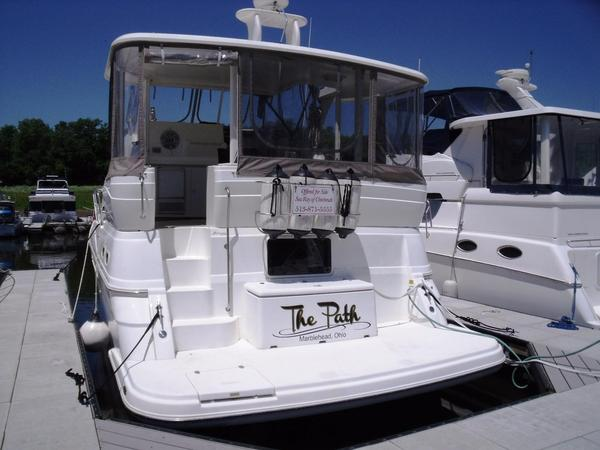 Used Cruisers Yachts 3750 Motoryacht Aft Cabin Boat For Sale