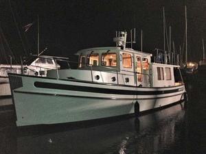 Used Nordic Tug 37 Pilothouse Boat For Sale