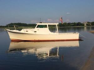 Used Custom Morton & Hersloff Downeast 31 Other Boat For Sale